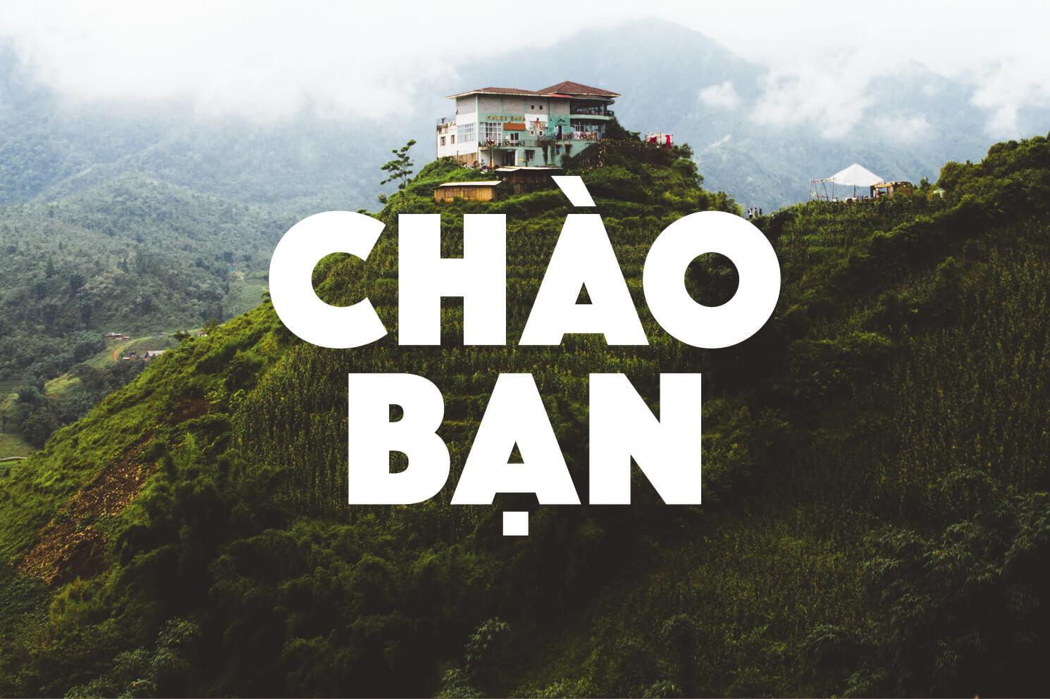CHAO BAN