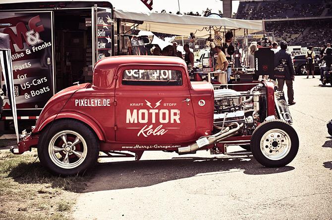 Motor Kola Sponsoring