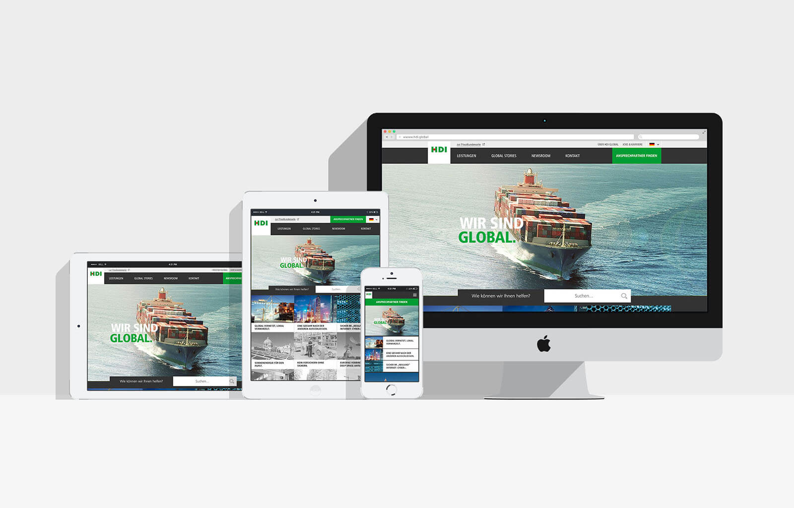 HDI Global responsive devices