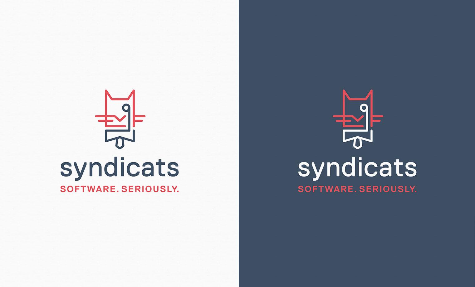 Syndicats Branding Logos