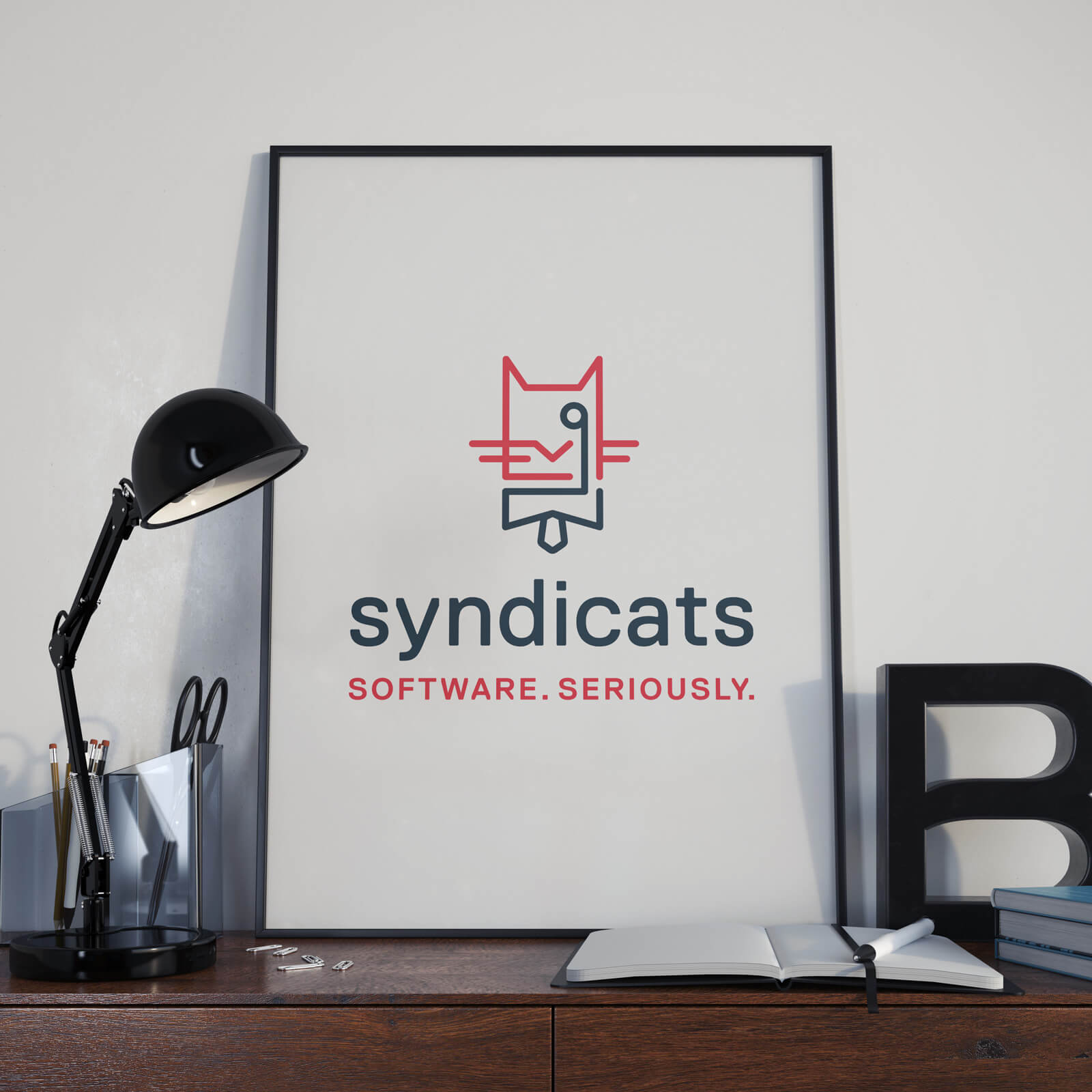Syndicats Branding Poster