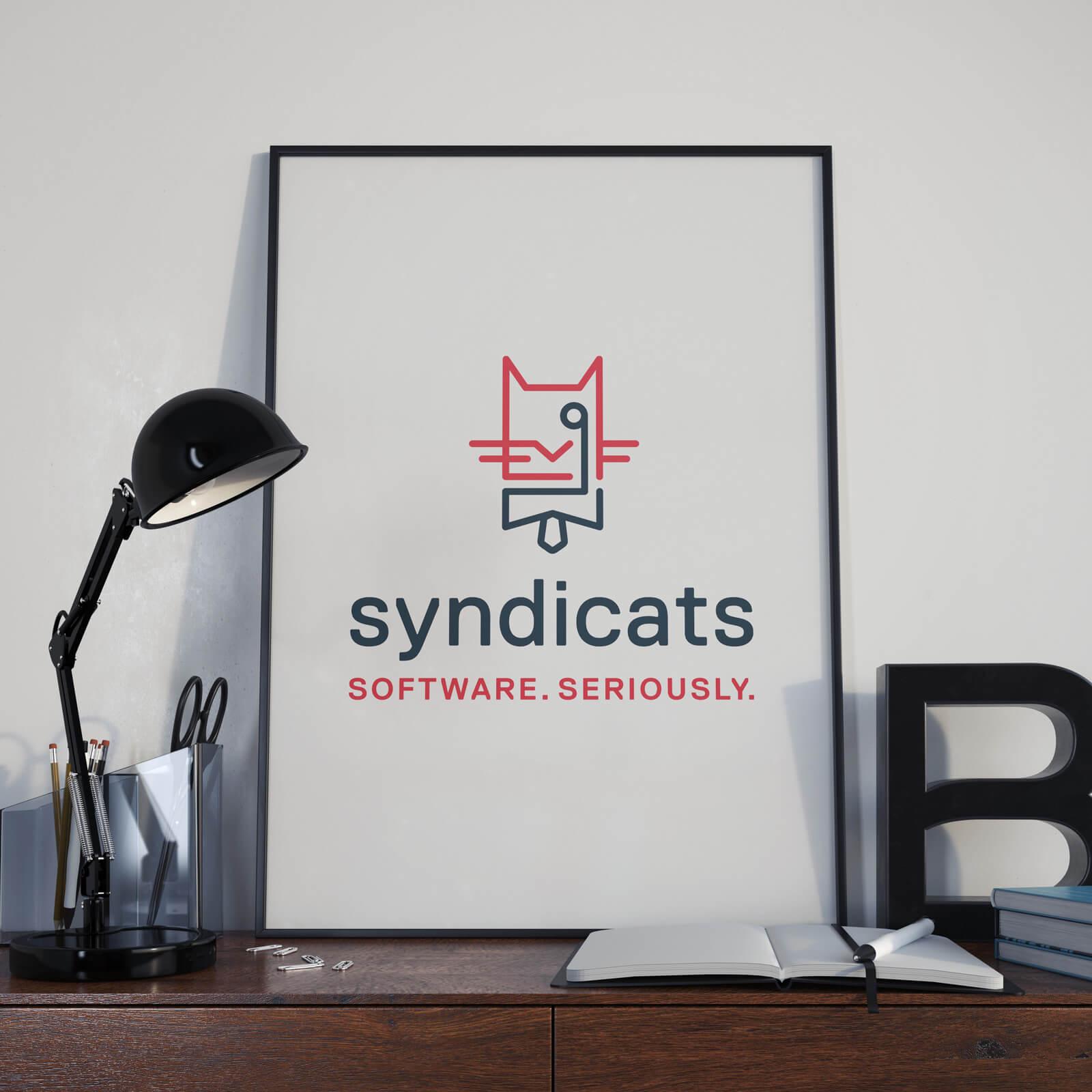 Syndicats Branding Poster