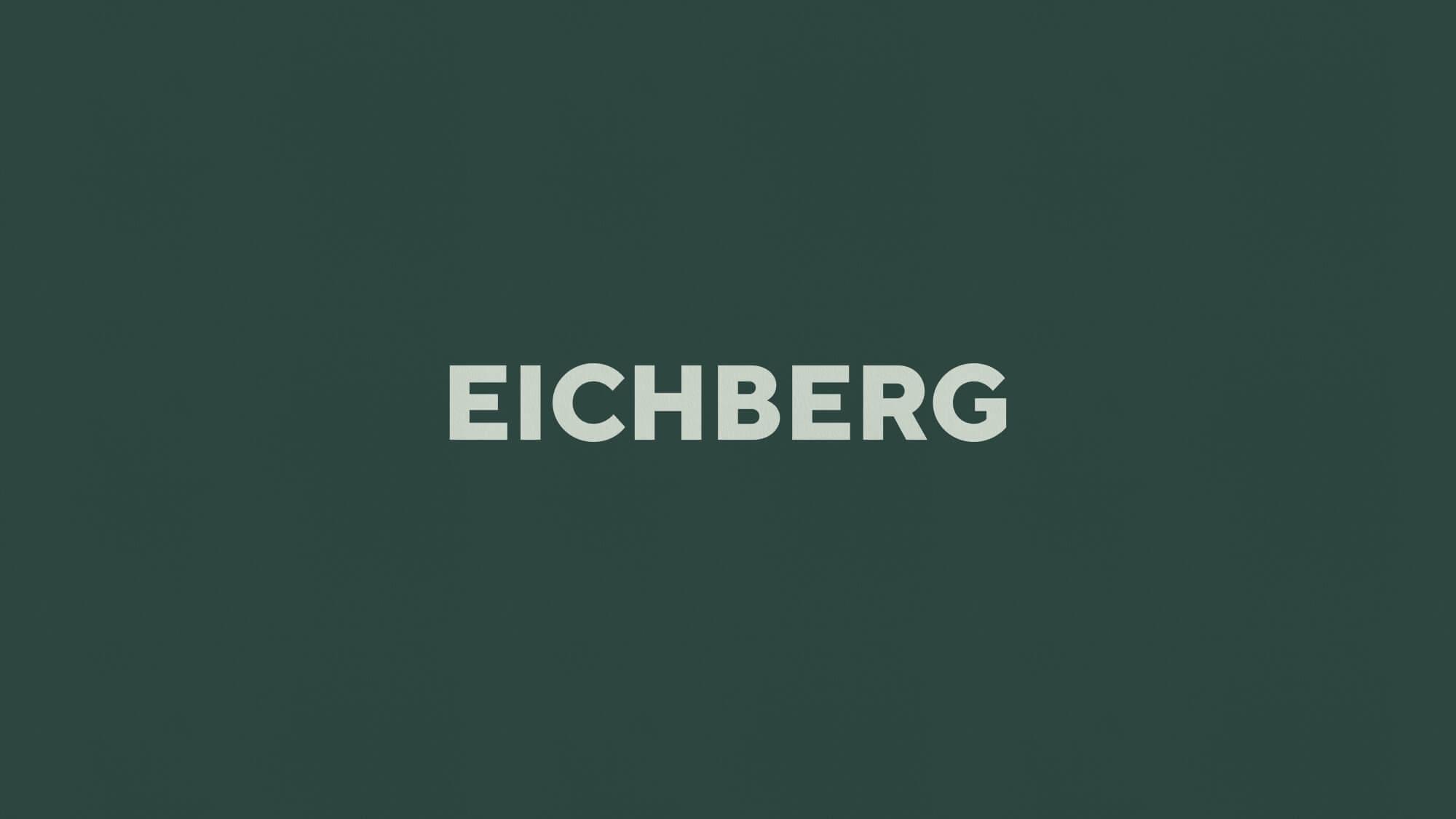 eichberg_identity_Logo_Schriftzug