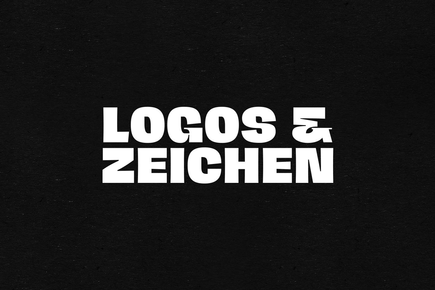 LOGOS & ZEICHEN